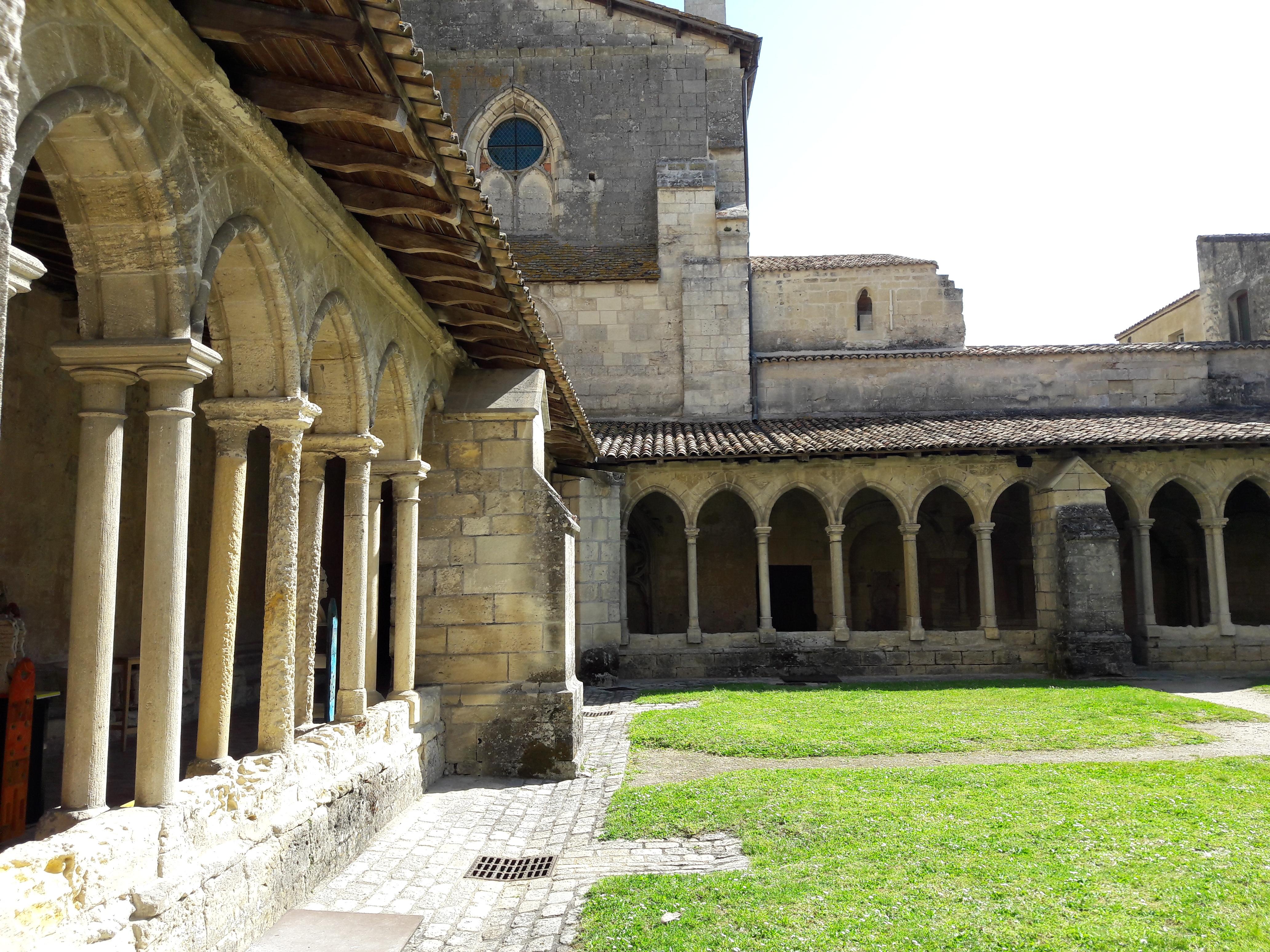 visite Saint Emilion vin